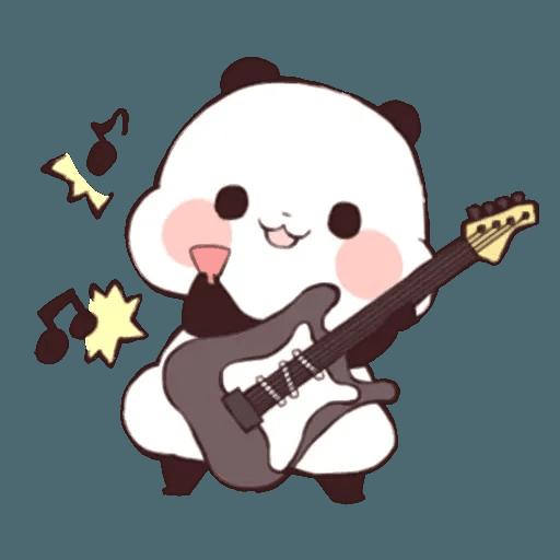 熊貓2 - Sticker 17