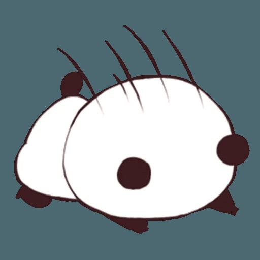 熊貓2 - Sticker 21