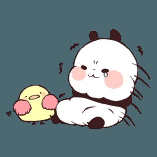 熊貓2 - Sticker 3