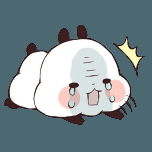 熊貓2 - Sticker 19