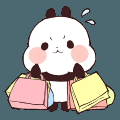 熊貓2 - Sticker 16
