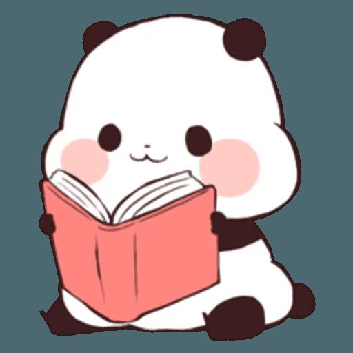 熊貓2 - Sticker 13