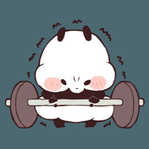 熊貓2 - Sticker 2