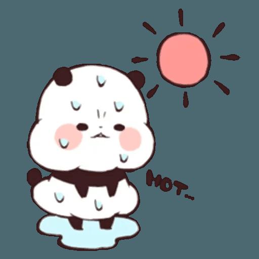 熊貓2 - Sticker 24