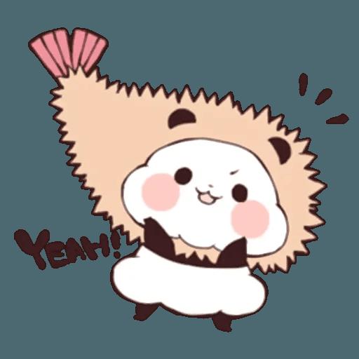 熊貓2 - Sticker 10