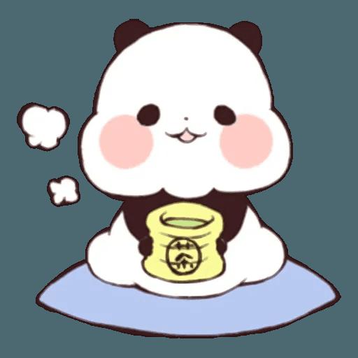 熊貓2 - Sticker 15