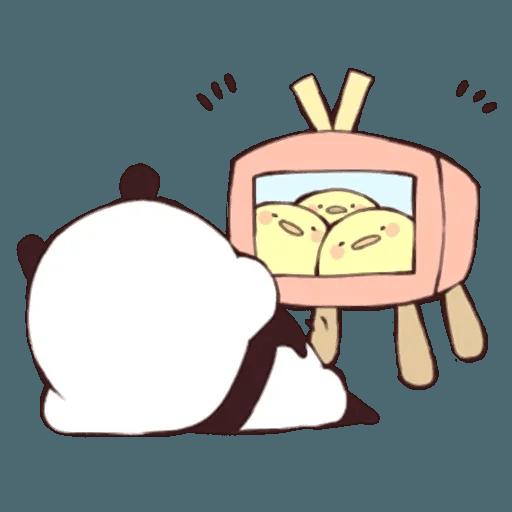 熊貓2 - Sticker 12
