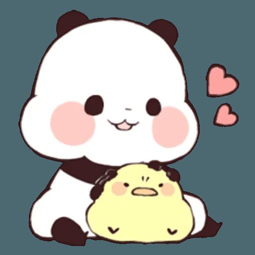 熊貓2 - Sticker 26