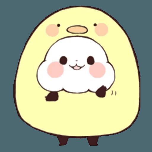 熊貓2 - Sticker 7