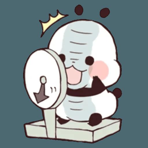 熊貓2 - Sticker 6