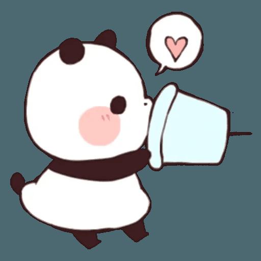 熊貓2 - Sticker 28