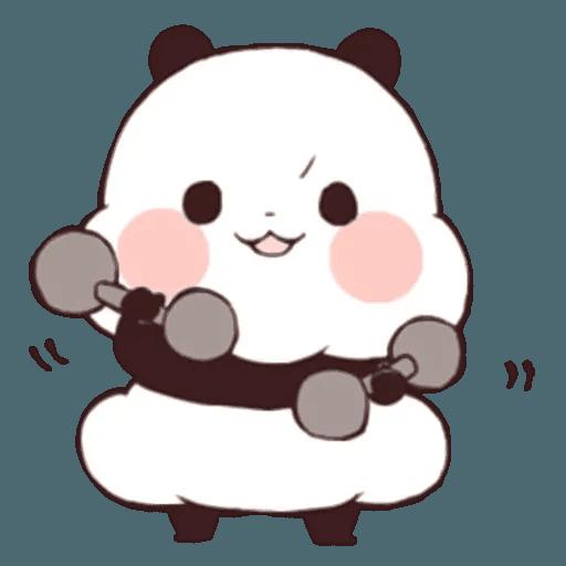 熊貓2 - Sticker 1