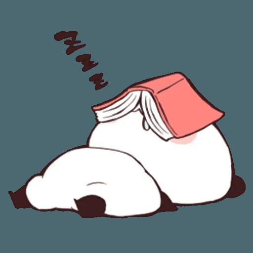 熊貓2 - Sticker 14