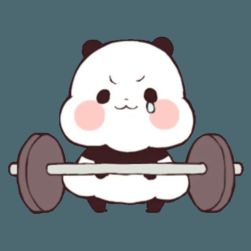 熊貓2 - Sticker 4