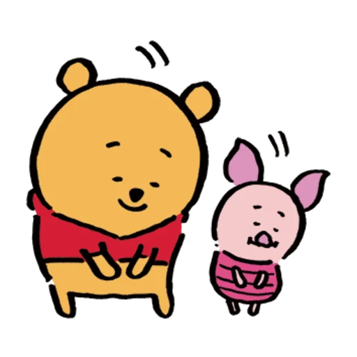 Pooh - Sticker 6