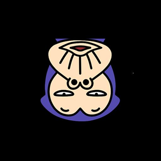 瘋狂的猴子 4 - Sticker 3