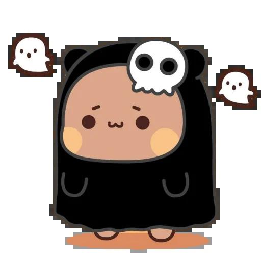 one two panda - Sticker 7