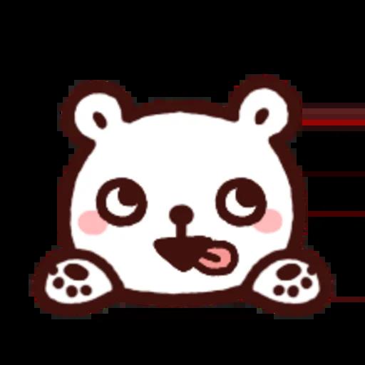 白白日記OMG都是頭表情貼2 - Sticker 20