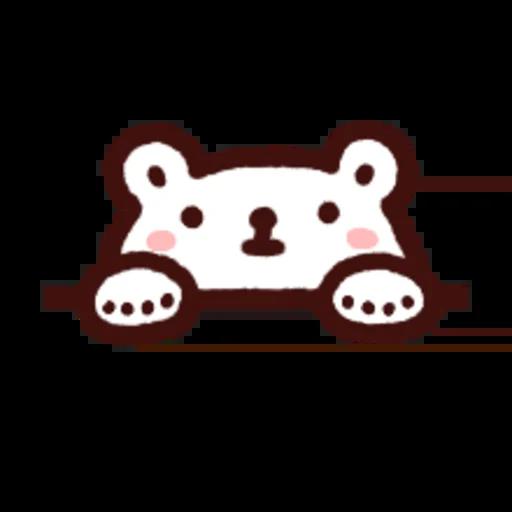 白白日記OMG都是頭表情貼2 - Sticker 28