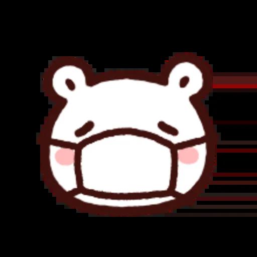 白白日記OMG都是頭表情貼2 - Sticker 26