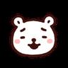 白白日記OMG都是頭表情貼2 - Tray Sticker