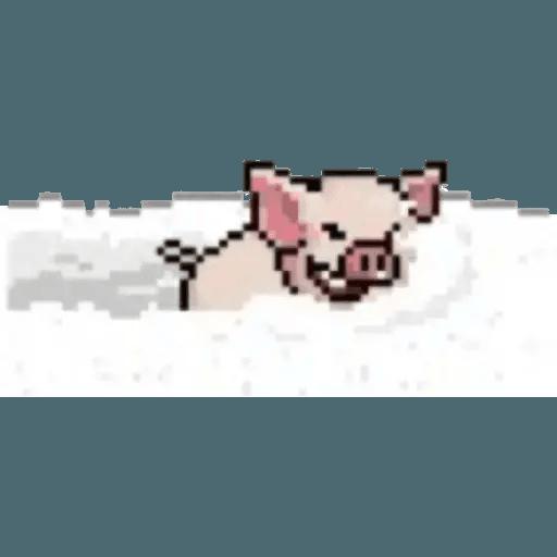 ???Lihkg pig - Sticker 2