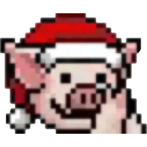 ???Lihkg pig - Tray Sticker