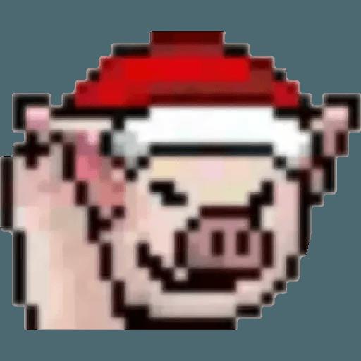 ???Lihkg pig - Sticker 14
