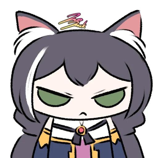 接頭猫 - Sticker 9