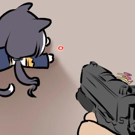 接頭猫 - Sticker 10