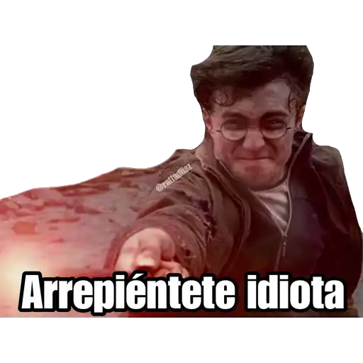 Harry Potter - Sticker 12