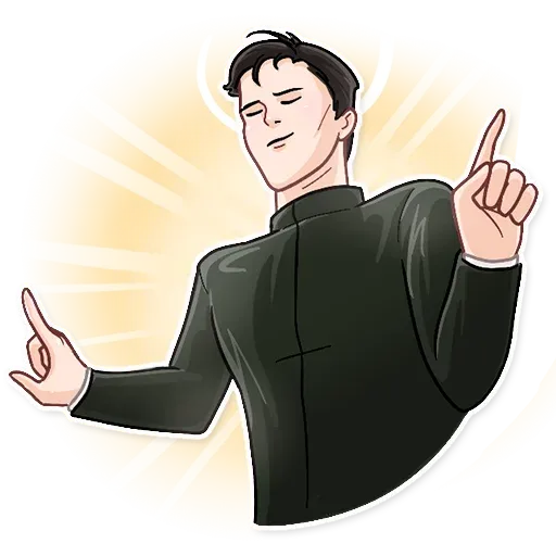 THE MATRIX - Sticker 10