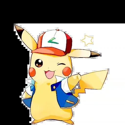 Pikachu 2 - Sticker 26
