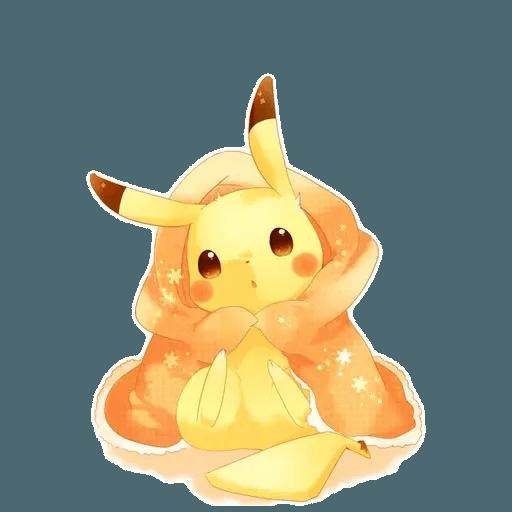 Pikachu 2 - Sticker 19