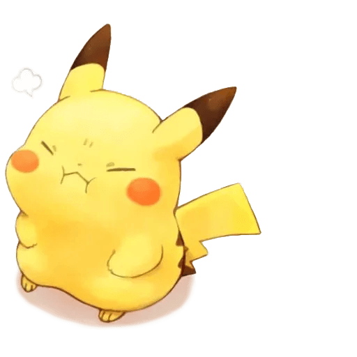 Pikachu 2 - Sticker 1