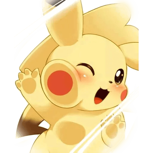 Pikachu 2 - Sticker 21