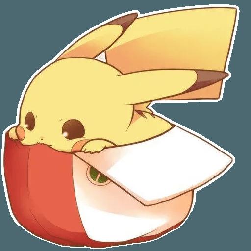 Pikachu 2 - Sticker 27