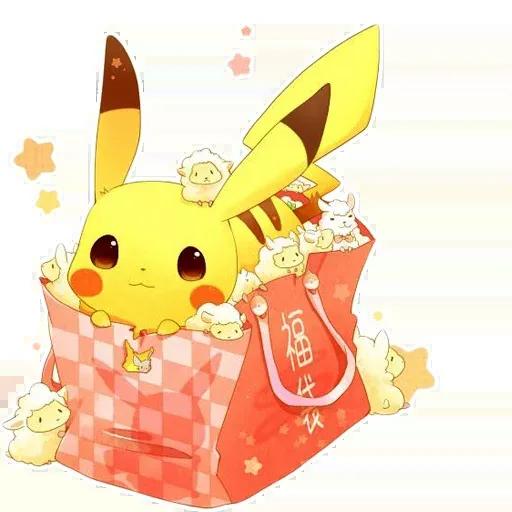Pikachu 2 - Sticker 28