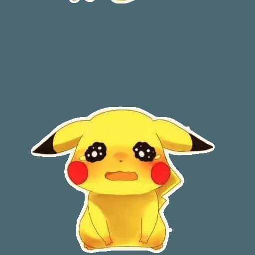 Pikachu 2 - Sticker 25