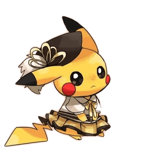 Pikachu 2 - Sticker 5