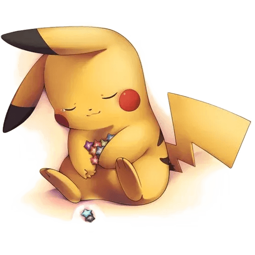 Pikachu 2 - Sticker 30