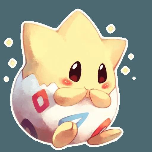 Pikachu 2 - Sticker 20