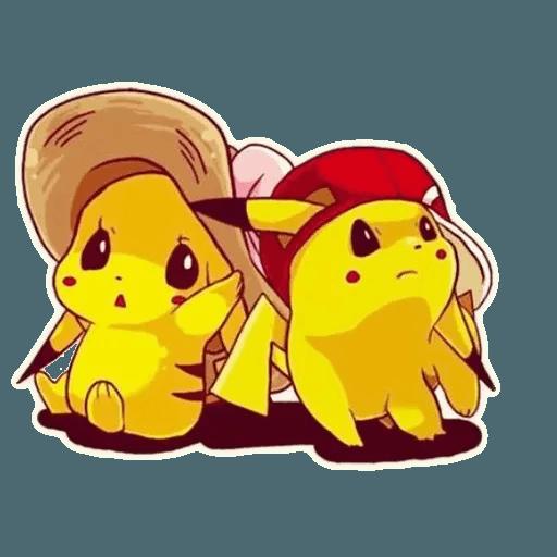 Pikachu 2 - Sticker 23
