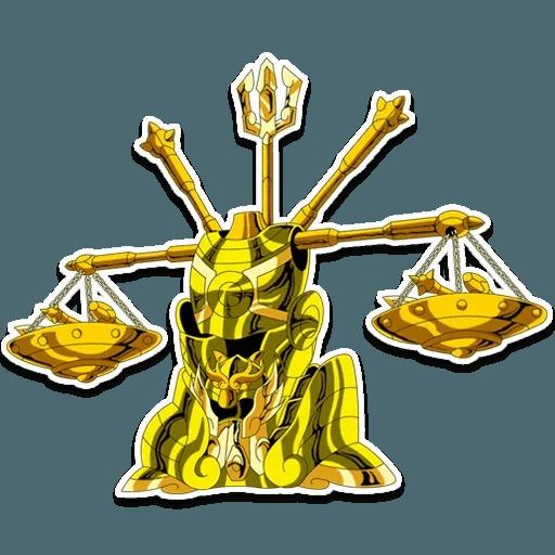 Saintseiya2 - Sticker 19