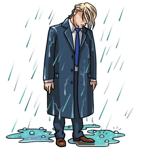 Mr. Trump - Sticker 19