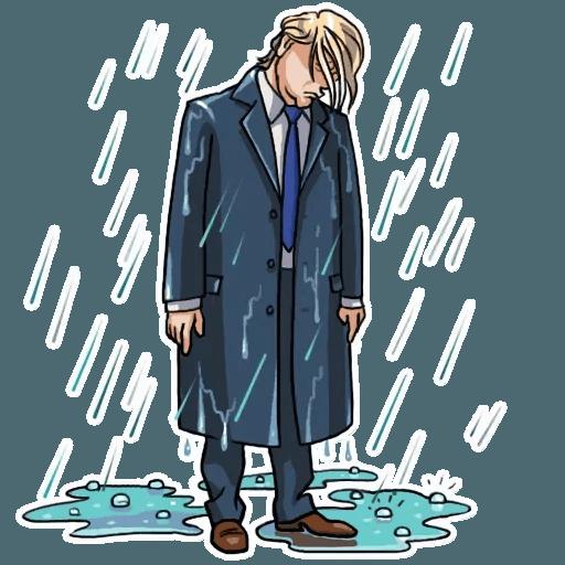 Mr. Trump - Sticker 19