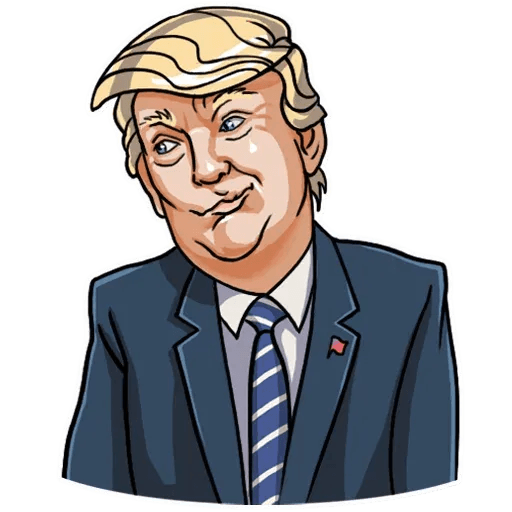 Mr. Trump - Sticker 21