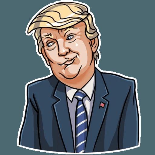 Mr. Trump - Sticker 21