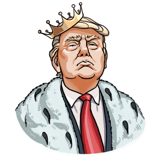 Mr. Trump - Sticker 20