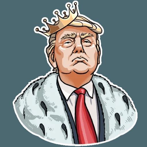 Mr. Trump - Sticker 20